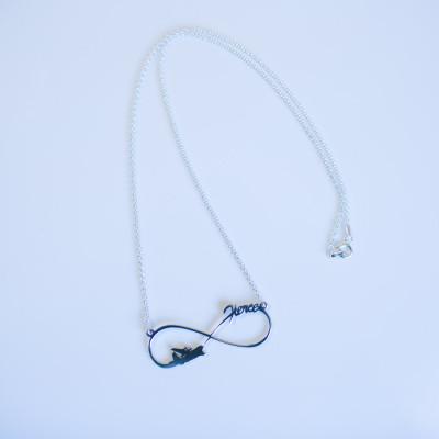 C-130 Infinity Necklace (Fierce)
