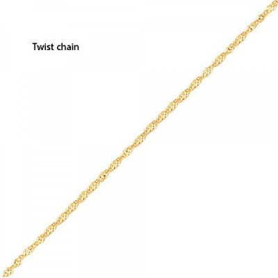 Custom Gold Chain With Name My Name Gold Necklace 18k Gold Name Pendant