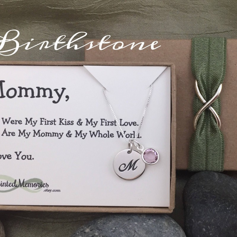 First Birthday New Mom Gift Babys For Mommy From Baby Gifts Wife