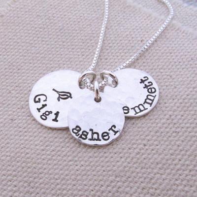 Personalized Jewelry - Gigi Necklace - Grandmother Jewelry - Name Necklace for Grandma