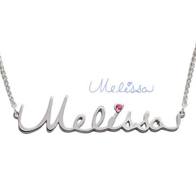 Signature Necklace, Memorial Signature Jewelry, Memorial Necklace, Signature Name Necklace, Memorial Name Necklace, Memorial Jewelry Gift