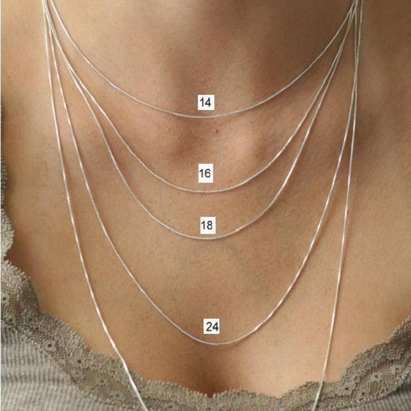 14k Gold Name Chain Gold Nameplate Necklace Shakira