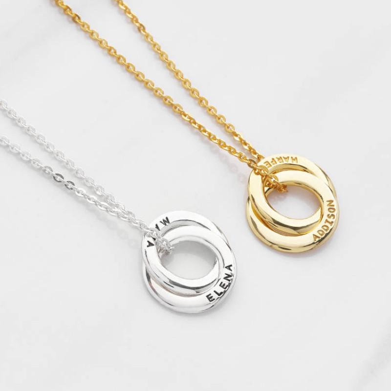 Rose Gold Russian Bracelet