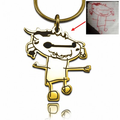 DIY - Draw Your Own Style - Combine Any Dream Elements - AMAZINGNECKLACE.COM