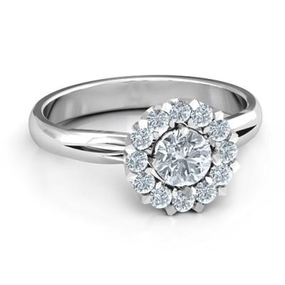 Adore and Cherish Personalised Ring - AMAZINGNECKLACE.COM
