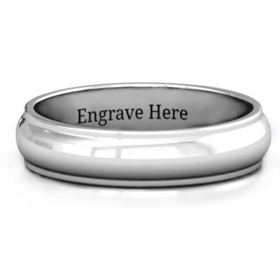 Apollo Men's Personalised Ring - AMAZINGNECKLACE.COM