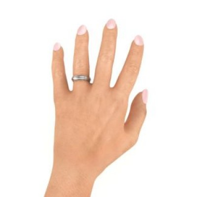 Apollo Women's Personalised Ring - AMAZINGNECKLACE.COM