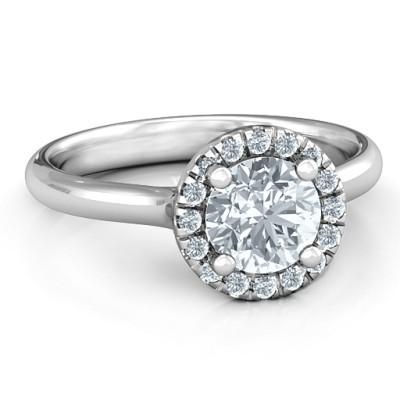 Cherish Her Personalised Ring - AMAZINGNECKLACE.COM