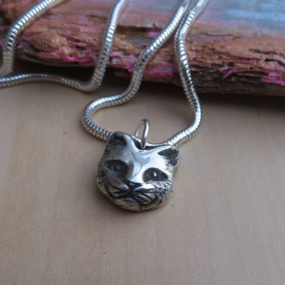 Soul Cat Personalised Necklace - AMAZINGNECKLACE.COM