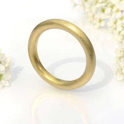 Mens Halo Wedding Personalised Ring, 18ct Gold - AMAZINGNECKLACE.COM