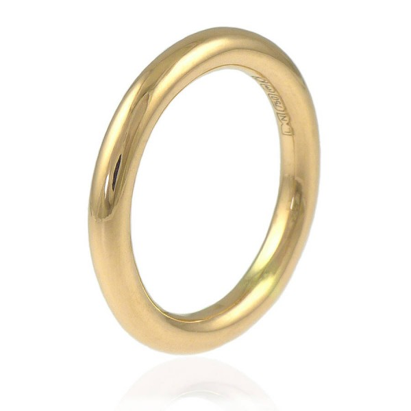 Halo Wedding Personalised Ring In 18ct Gold - AMAZINGNECKLACE.COM