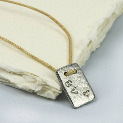 Personalised Dog Tag Necklace - AMAZINGNECKLACE.COM
