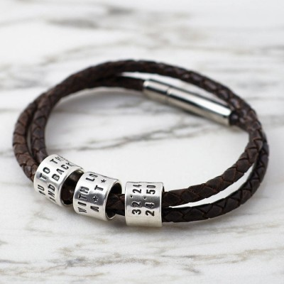 Personalised Storyteller Bracelet Or Necklace - AMAZINGNECKLACE.COM