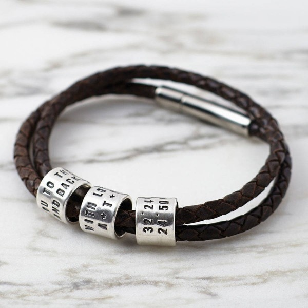 Personalised Storyteller Bracelet Or Necklace - AMAZINGNECKLACE.COM
